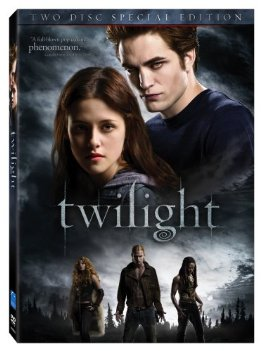 Twilight DVD box